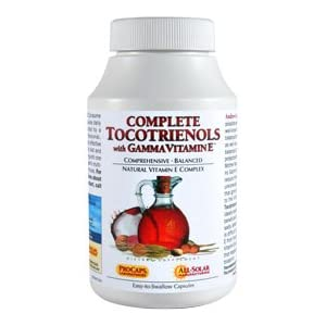 Complete Tocotrienols with Gamma Vitamin E 60 Capsules