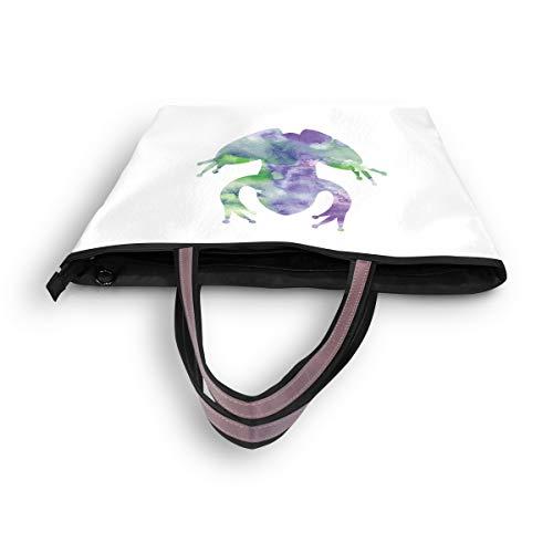 Bolso Mujer Tela De Para Multicolor Fajro q8aS0dqx