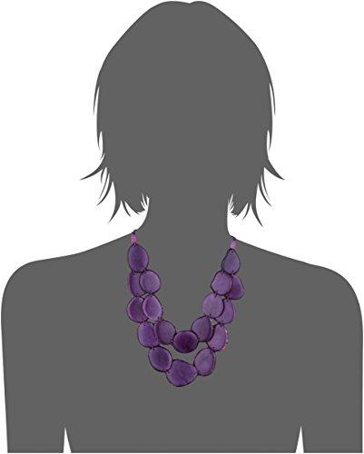 Isachii Collier Femme 64cm