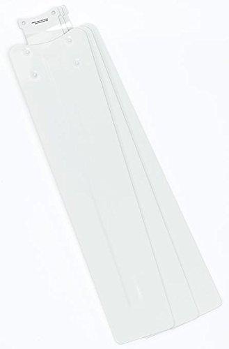 Ventilatore a soffitto Industrial ciclo estate//inverno Bianco interruttore a parete /ø 142 cm 7226840 Westinghouse Lighting