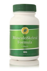 4life Musculo Skeletal Formula for Connective Tissue Support 60 Capsules