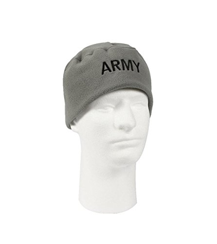 Foliage Green Army Polar Fleece Military Style Watch Cap