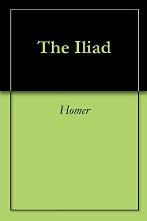 iliad literary devices An extremely useful page with links to resources on homer as well as both the iliad and the odyssey not every site recommended here is listed in the online literary criticism collection, so be sure to utilize this resource.