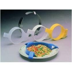 Food Bumper - Prevent spills - Color Translucent