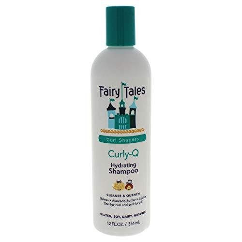 Fairy Tales Hair Care Curly-q Hydrating Shampoo