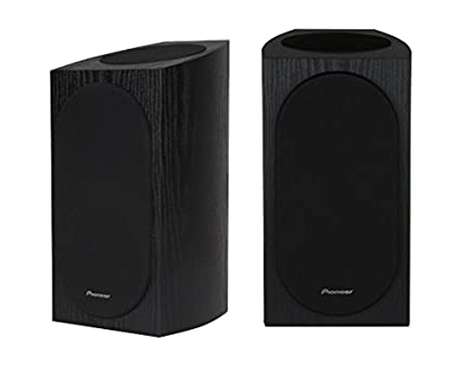 Pioneer SP BS22A LR Andrew Jones Designed Dolby Atmos Bookshelf Speaker Black