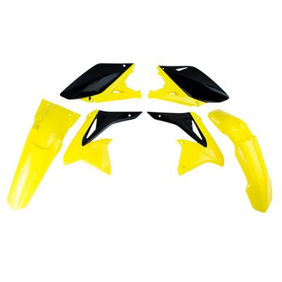 Acerbis Replica Plastic Kit Original 17 for Suzuki RMZ250 -