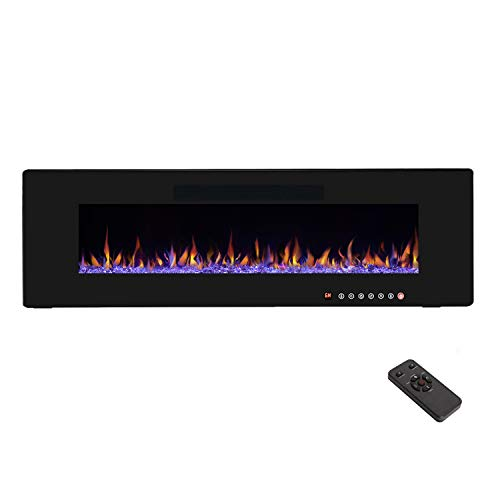 R.W.FLAME 60 inch Recessed