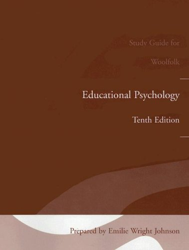Study Guide for Educational Psychology (with MyLabSchool)