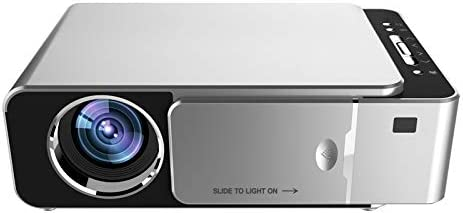 YMJJ HD Projector 1080P, Home Movie Projector, Phone Projector ...