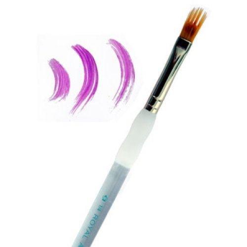 Aqualon Brushes - Filbert Wisp (1/4