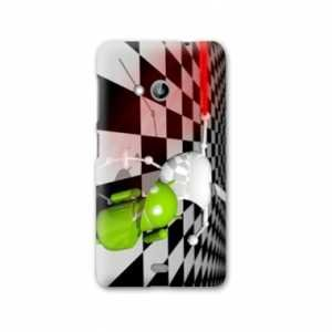 Amazon.com: Case Carcasa Microsoft Lumia 640 apple vs ...