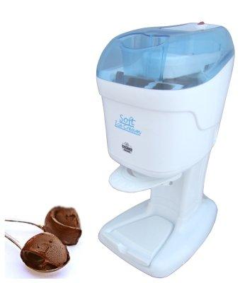 Gelatiera/Sorbettiera/Macchina per gelato Soft Ice Cream 100 Gradi Fiseldem GrecoShop