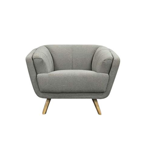 Alice Armchair - Light Grey