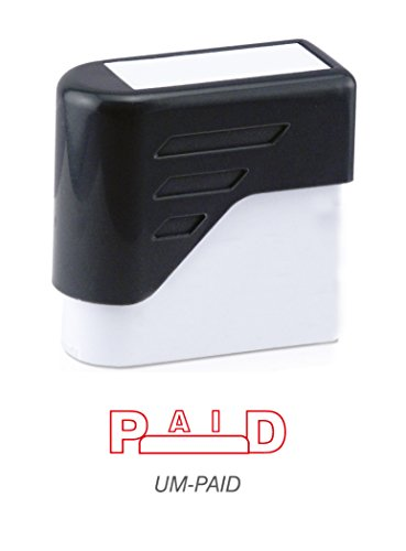 PAID - Ultimark Stock Message Pre-Inked Stamp