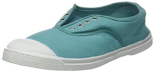 Bensimon Verde 0157 para Tennis Mujer Elly Zapatillas Jade CqTCw