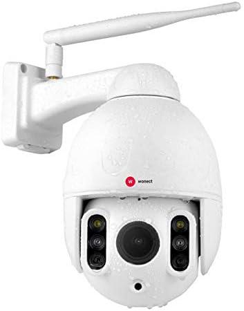 Opinión sobre Wonect K64A Camara Exterior IP WiFi Zoom 4X Digital 4X Optico Vision Nocturna 50 Metros. Funciones de Sonido (Hablar-Escuchar). Zoom Optico sin Perder Calidad