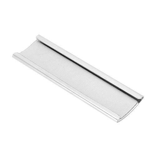 Ponis-Limos - 1pc Stainless Steel Pool Cue Tip Shaper Burnisher File Repair Tool Anti-rust Durable Snooker Billiard Pool Cue Tip Fix Tool
