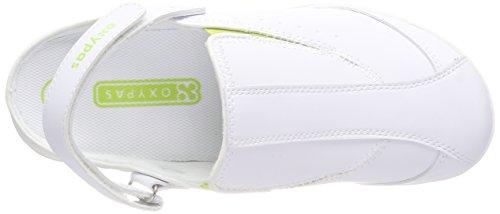 Coolmax Soins Oxypas Infirmiers avec Statique Medilogic Doublure 'Iris Slip Anti Sabots Lavable Blanc de Résistant lgn wwOp8AxSq