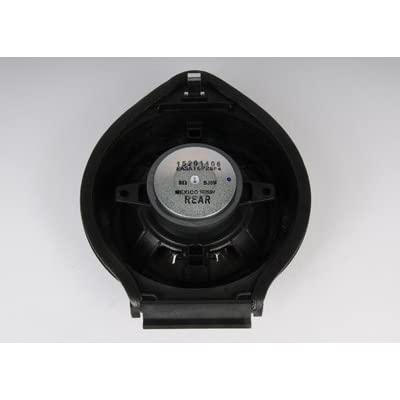 ACDelco 15201406 GM Original Equipment Rear Side Door Radio Speaker: Automotive