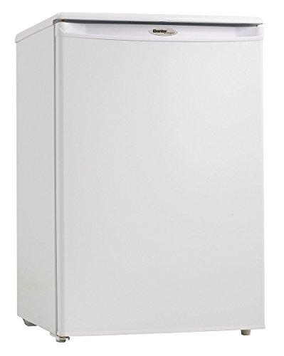 Danby Designer DAR026A1WDD Compact All Refrigerator, 2.6-Cubic Feet, White