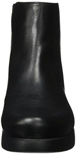 Unisa black Bottes Noir Fani ri Femme dr rPwnUrf7qB