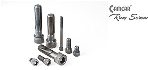 """CAMCAR / ACUMENT 11719 3/8-16 X 3/8"""" SOCKET SET CUP POINT SCREW (QTY 100)"""