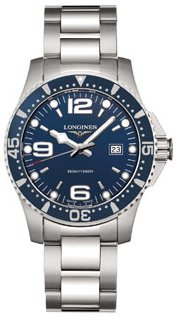 Longines Sport Collection Hydroconquest Mens Watch L3.640.4.96.6