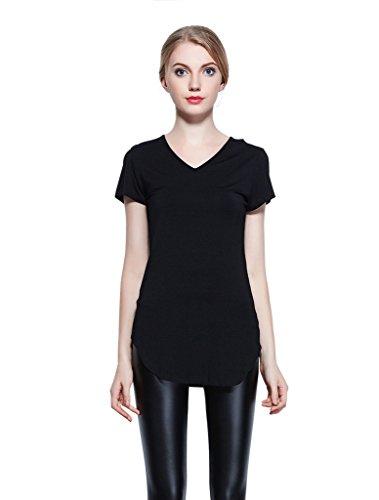 Modal Short Sleeve Tee - 3