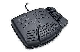 Minn Kota PD V2 Foot Pedal Acc (Corded) primary