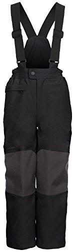 VAUDE Kinder Hose Snow Cup Pants II, black, 122/128, 03447