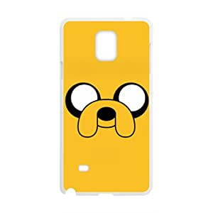 RELAY Yellow Lovely Snoop Dogg Cell Phone Case for Samsung Galaxy Note4