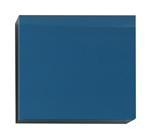 Modern Italian Wall Cabinet - Turquoise
