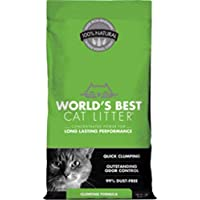 Worlds Best Cat Litter WB00089 Clumping Bag, Multi-Colour, 7 lbs