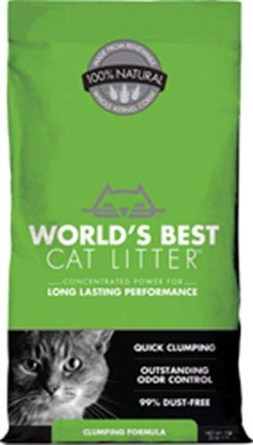 World's Best Cat Litter, Clumping Formula, 7 lbs.
