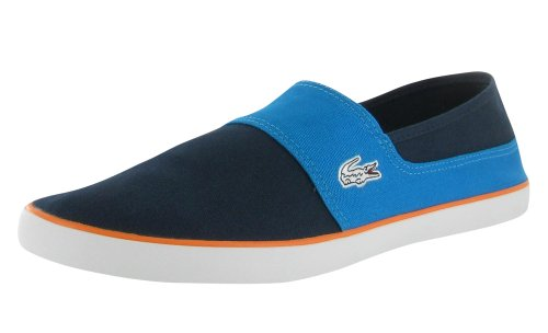 65dafd1c5 Lacoste Marice Men s Slip On Canvas Shoes Toms Style Blue Size 8.5 - Buy  Online in KSA. Shoes products in Saudi Arabia. See Prices