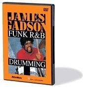 Hal Leonard James Gadson - Funk/R&B Drumming DVD (Standard)