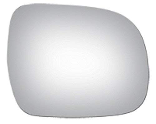 Mirrex 83801 Passenger Right Side Replacement Fitting Toyota Sienna Mirror Glass 2004 2005 2006 2007 2008 2009 2010