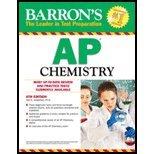 Barron's AP Chemistry - Text (6th, 12) by PhD, Neil D Jespersen [Paperback (2012)]