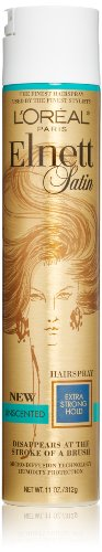 LOreal Paris Elnett Hairspray Unscented