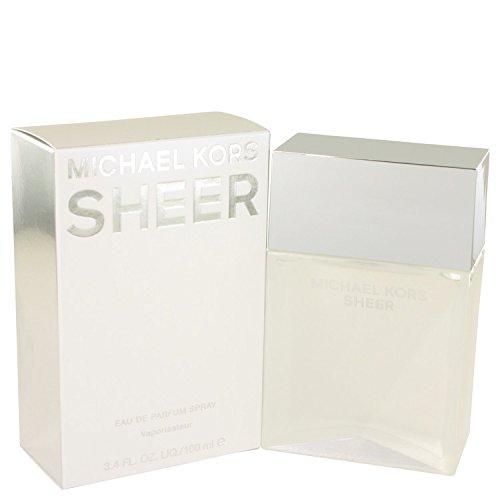 Michael Kors Sheer Eau de Parfum Spray for Women, 3.4 Ounce