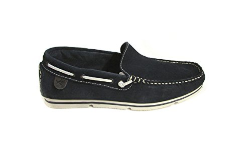 Kenneth Cole New York Split Decision SU Mens Shoes Navy Armada 4QNS9w