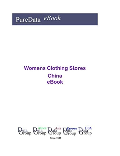 Womens Clothing Stores China: Product Revenues in ()