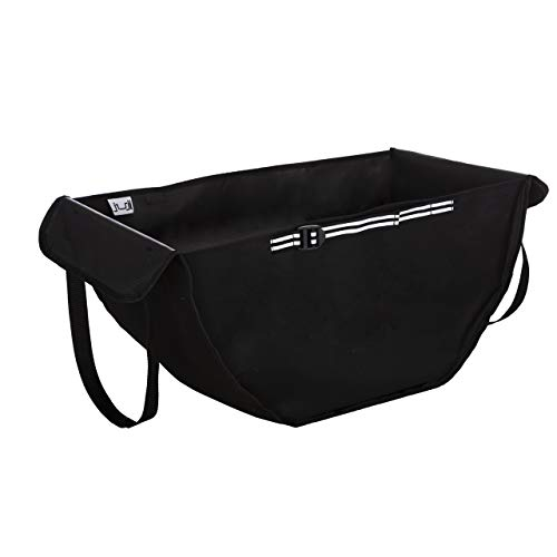 Juji Bag Organizer Accessory for Car, Truck and SUV. Oversized, Universal Fit. Car Seat & Trunk Storage for Road Trip Essentials.