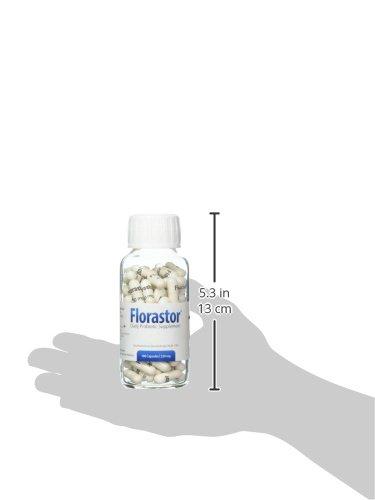 Florastor Daily Probiotic Supplement for Men and Women – Saccharomyces Boulardii lyo CNCM I-745 (250 mg; 100 Capsules) by Florastor (Image #4)