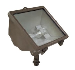 Hubbell Outdoor Lighting Q-500-B Q-Series Quartz Floodlight, - B&q Lighting Outdoor