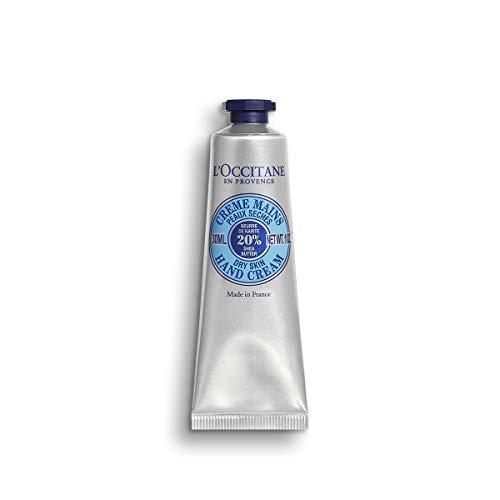 L'Occitane Fast-Absorbing 20% Shea Butter Hand Cream, 1 Ounce