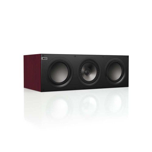 KEF Q200C Center Channel Loudspeaker – Rosewood (Single) Top Deals