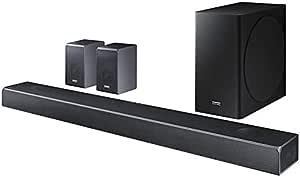 SAMSUNG HW-Q90R/XY 5.1.2 Channel SOUNDBAR + SUBWOOFER W/Dolby Atmos & DTS:X