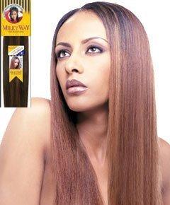 Shake N Go MilkyWay 100% Human Hair Weave - Yaky Weave 14